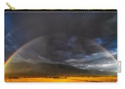 Somewhere Over The Rainbow Carry-all Pouch by Cat Connor
