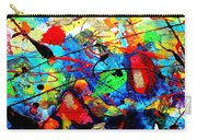 Somewhere Over The Rainbow Carry-all Pouch by John  Nolan