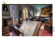 Song Of Solomon Carry-all Pouch by Adrian Evans