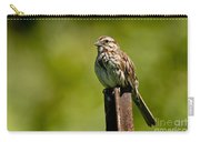 Song Sparrow Pictures 135 Carry-all Pouch