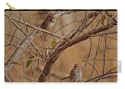 Song Sparrows Carry-all Pouch