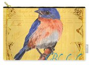 Colorful Songbirds 1 Carry-all Pouch