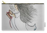 Songs Of Angels Carry-all Pouch
