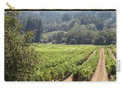 Sonoma Vineyards In The Sonoma California Wine Country 5d24515 Square Carry-all Pouch