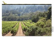 Sonoma Vineyards In The Sonoma California Wine Country 5d24518 Carry-all Pouch