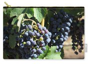 Sonoma Vineyards In The Sonoma California Wine Country 5d24630 Square Carry-all Pouch