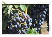 Sonoma Vineyards In The Sonoma California Wine Country 5d24630 Vertical Carry-all Pouch