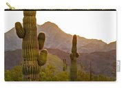 Sonoran Desert II Carry-all Pouch by Robert Bales