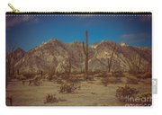 Sonoran Desert Carry-all Pouch