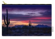 Sonoran Desert Skies  Carry-all Pouch
