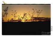 Sonoran Desert Sunset Carry-all Pouch