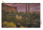 Sonoran Romance Carry-all Pouch