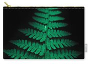 Soothing Fern Carry-all Pouch