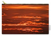Soothing Saturday Sunset Carry-all Pouch