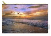 Soothing Sunrise Carry-all Pouch by Betsy Knapp