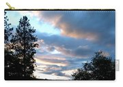 Soothing Sunset Carry-all Pouch