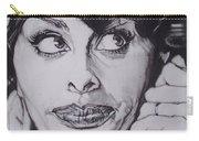Sophia Loren Telephones Carry-all Pouch