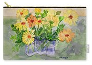 Sophie's Calendulas Carry-all Pouch