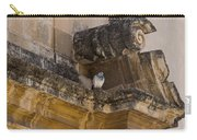 Sophisticated Baroque Bird Perch Carry-all Pouch
