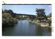 Soquel Creek Capitola Carry-all Pouch