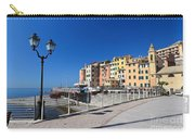 Sori Waterfront. Italy Carry-all Pouch
