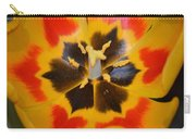 Soul Of A Tulip Carry-all Pouch by Sonali Gangane