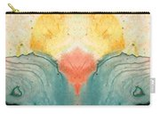 Soul Star - Abstract Art By Sharon Cummings Carry-all Pouch