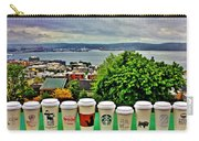 Sound Coffees Carry-all Pouch by Benjamin Yeager
