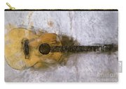Sound Of Canvas II Carry-all Pouch
