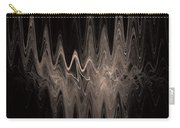 Sound Waves Carry-all Pouch