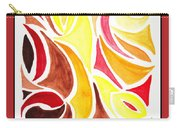 Sounds Of Color Doodle 2 Carry-all Pouch