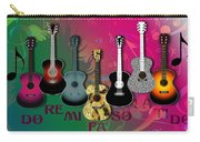 Sounds Of Music - Featured In Newbies Group Carry-all Pouch