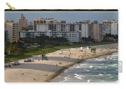 South Beach Afternoon Carry-all Pouch