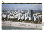 South Beach Florida Carry-all Pouch