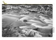 South Boulder Creek Little Waterfalls Rollinsville Bw Carry-all Pouch