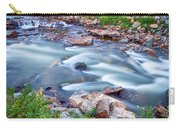South Boulder Creek Little Waterfalls Rollinsville Carry-all Pouch