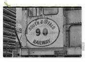 South Buffalo Railway  7d06191b Carry-all Pouch