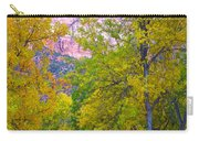 South Campground In Zion Np-ut Carry-all Pouch