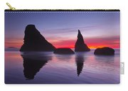 South Coast Reds Carry-all Pouch by Darren  White