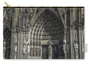 South Entrance Cologne Cathedral Carry-all Pouch