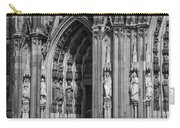 South Entrance Detail Cologne Cathedral Carry-all Pouch