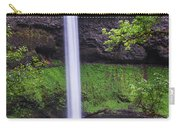 South Falls - Silver Falls State Park - Oregon Carry-all Pouch