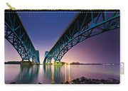 South Grand Island Bridge Carry-all Pouch