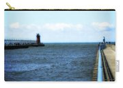 South Haven South Pierhead Light Carry-all Pouch