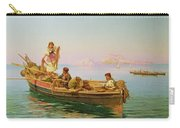 South Italian Fishing Scene Carry-all Pouch