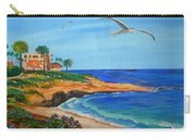 South La Jolla Carry-all Pouch