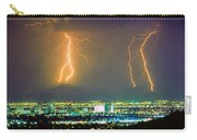 South Mountain Lightning Strike Phoenix Az Carry-all Pouch