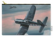 South Pacific Hot Rods Carry-all Pouch by Wade Meyers