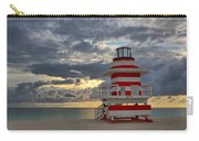 South Pointe Park Lighthouse Carry-all Pouch