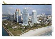 South Pointe Park Miami Beach Florida Carry-all Pouch